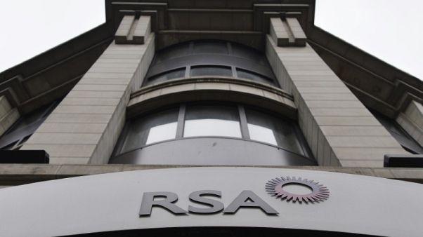 RSA first-half operating profit rises 15 percent to $475 million