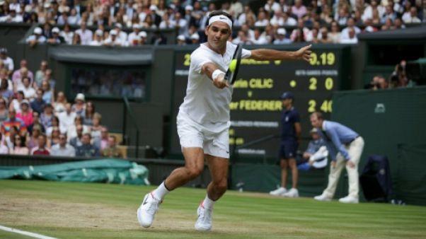 Tennis: Federer vient à Montréal pour espérer enfin gagner