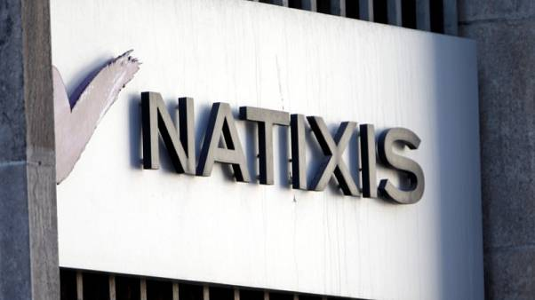 SocGen shares fall while Natixis rises after differing second-quarter results
