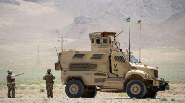 Afghanistan: attaque des talibans contre un convoi de l'Otan, des victimes