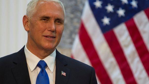 Go West, U.S. VP Pence tells Western Balkans