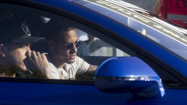Barcellona: Neymar vuole andare via