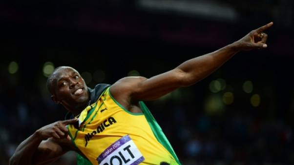 Athlétisme: les adieux du Roi aux Mondiaux