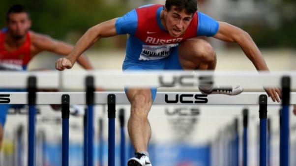 Athlétisme/Mondiaux: la Russie toujours bannie