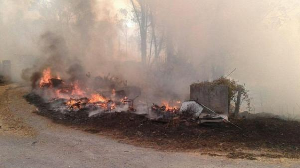 Incendi: P. Civile, 27 interventi aerei