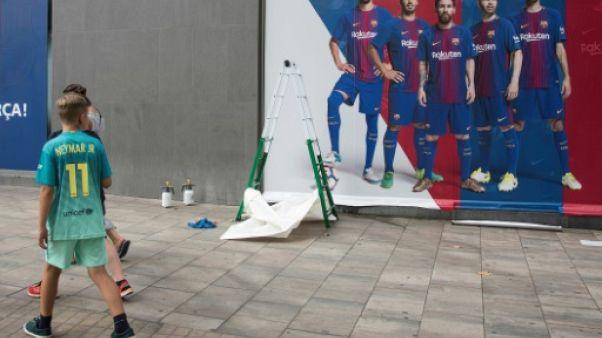 Départ de Neymar: les supporters partagés entre tristesse et incompréhension