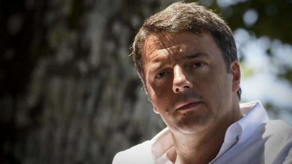 Renzi, legge elettorale con Cav e Grillo
