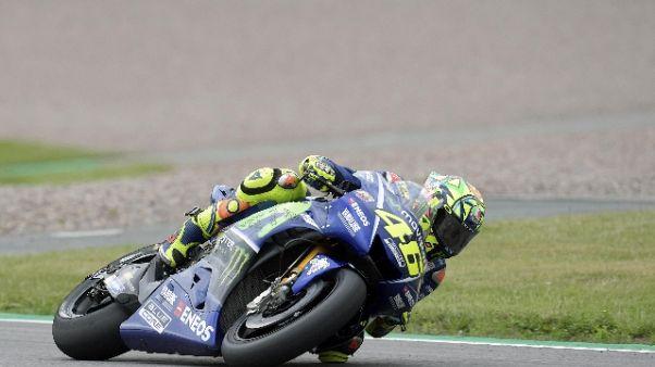 MotoGp: Rossi 'Mondiale ancora aperto'