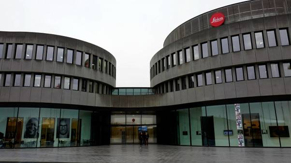 Exclusive - Blackstone in talks to sell stake in camera maker Leica: sources