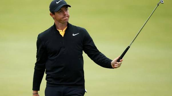 Golf - 'Build up of stuff' led to caddie sacking, McIlroy says