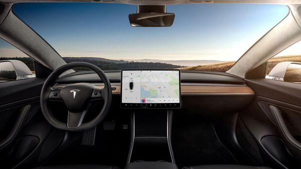 Tesla quarterly revenue more than doubles