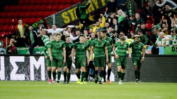 Champions: il Nizza elimina l'Ajax