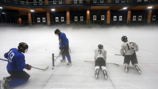 Where summer never ends, Malaysians chase Winter Olympics dream
