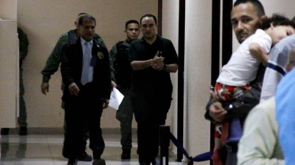 Former Mexican governor will remain jailed in Panama until extradition