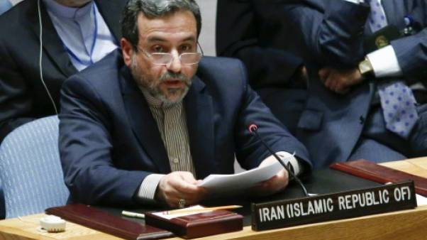 """Sanctions américaines: l'accord nucléaire a été """"violé"""", estime Téhéran"""