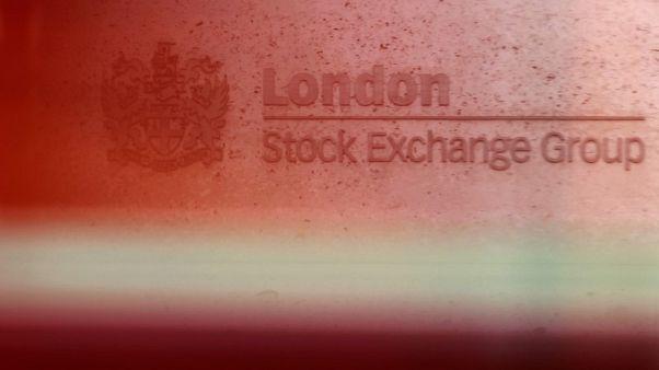 LSE posts 19.5 percent rise in first-half profit