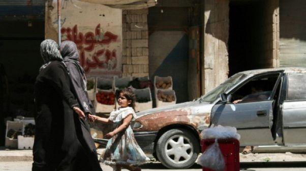 Syrie: trêve dans la province de Homs