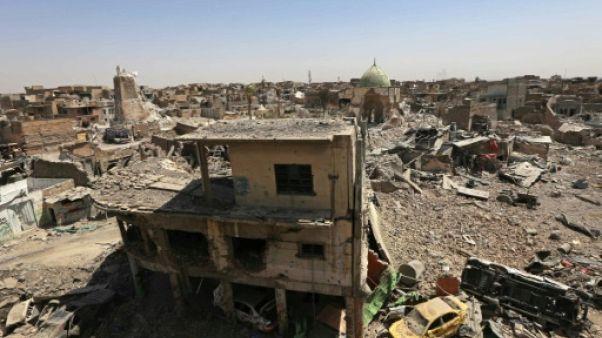Mossoul: après la bataille, les défis de l'avenir