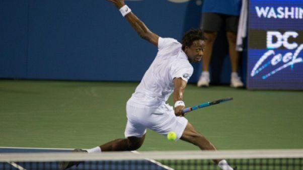 Tennis: Monfils, tenant du titre à Washington, éliminé au 2e tour