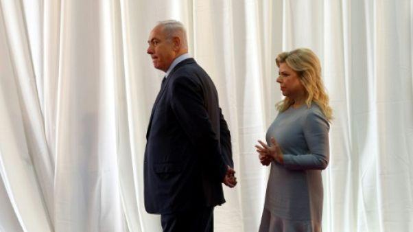 L'épouse de Netanyahu interrogée dans le cadre d'une enquête pour fraude