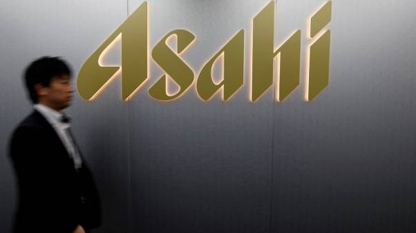 Japan brewer Asahi Group ups full-year outlook after Europe brand purchase