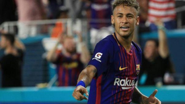 Transfert Neymar: La Liga a rejeté le paiement de la clause libératoire
