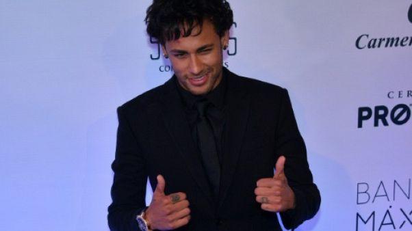 Neymar, magie du Brésil et produit d'image