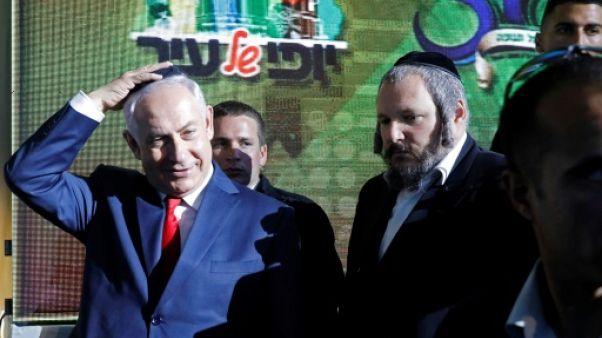 """Netanyahu: """"Aucun gouvernement israélien n'a fait autant pour la colonisation"""""""