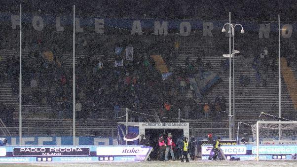 Stadio Bergamo: no a ricorso AlbinoLeffe