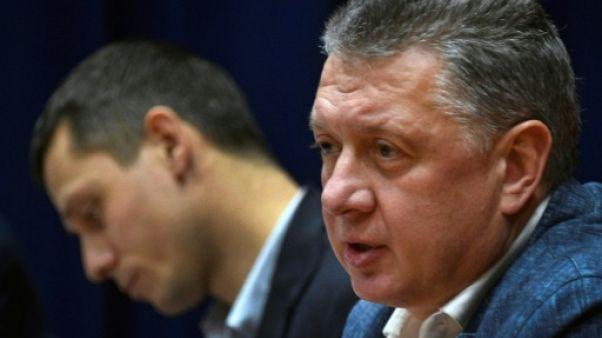 Dopage/Athlétisme: le président de la Fédération russe présente ses excuses