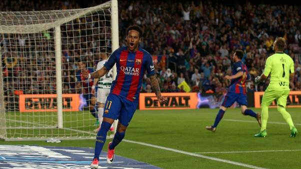 Barcelona confirm Neymar release clause has been paid