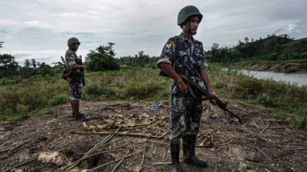 Birmanie: 6 morts lors de nouvelles violences dans l'Etat Rakhine