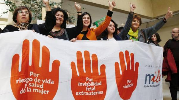 Chile's Congress eases strict abortion ban, court battle awaits