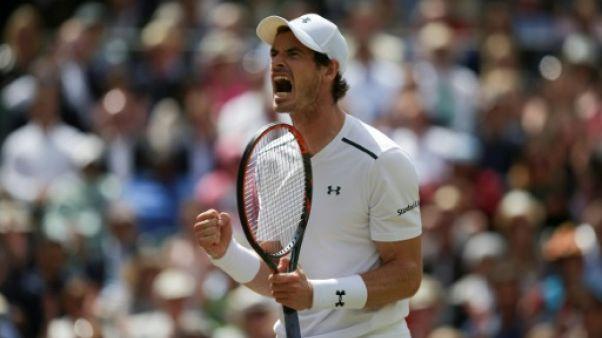 Tennis: Andy Murray forfait à Montréal