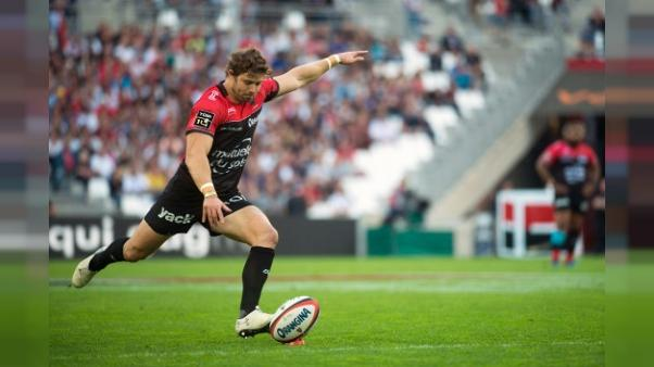Rugby/Transfert: Halfpenny (Toulon) s'engage 3 ans avec les Scarlets