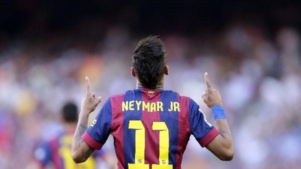 "Neymar ""felice di essere al Psg"""