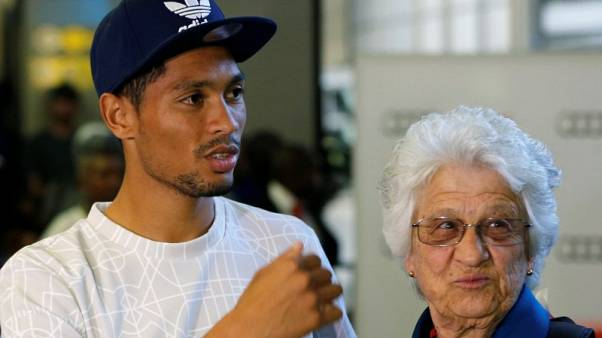 'Tannie Ans', the great-grandma turned supercoach