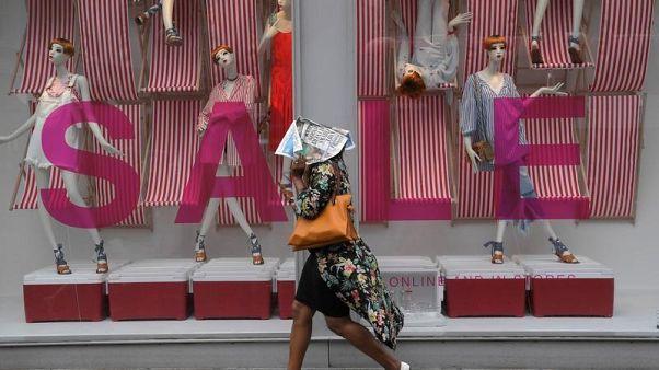 UK retail sales dip in July on fashion slump - BDO survey