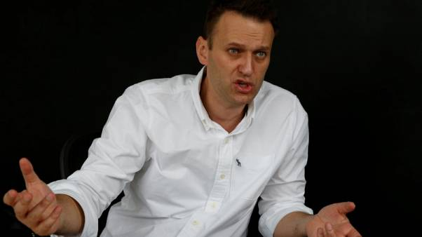 Putin critic Navalny fined for canvassing violations