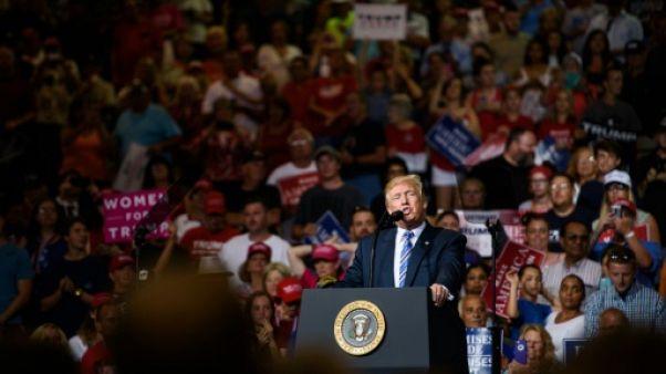 En sanctionnant Pékin, Trump s'appuie sur le consensus anti-chinois