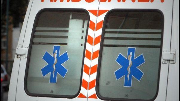 Scontro-tram ambulanza, salvi dializzati