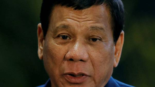 Philippines' Duterte signs law granting free public college