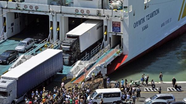 Code in autostrada per imbarco traghetti