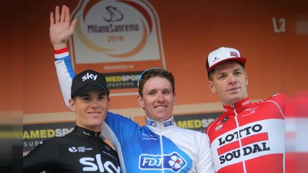 Cyclisme/Transferts: Lotto perd Roelandts et stoppe le record de Hansen