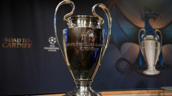 Ligue des champions: Nice contre Naples en barrages