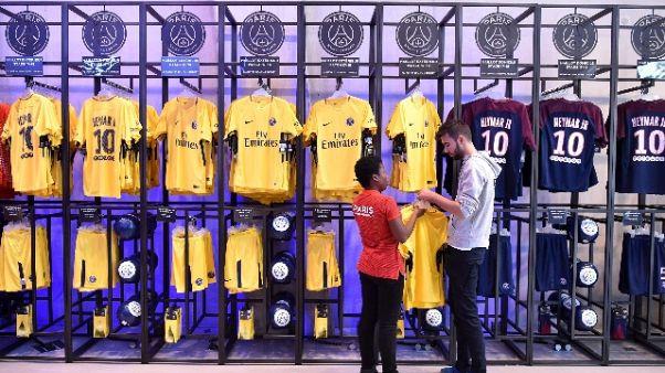 Neymar: subito mania,già esaurita maglia