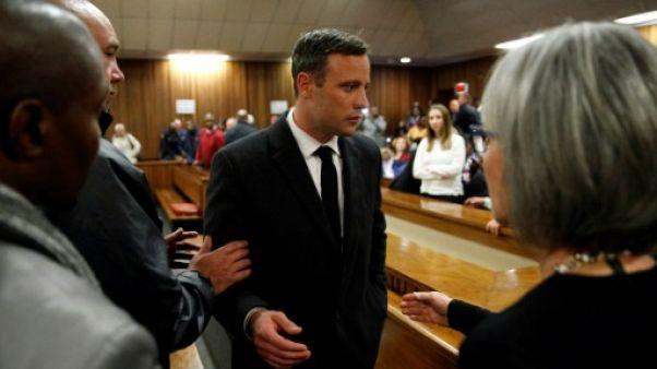 Oscar Pistorius est sorti de l'hôpital