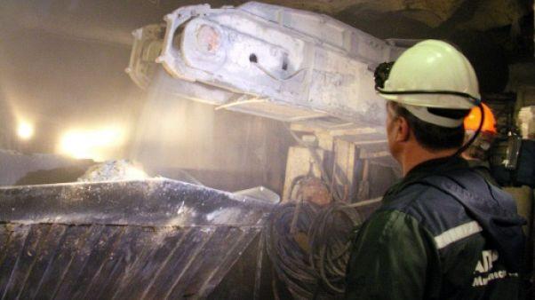Russie: 9 portés disparus après l'inondation d'une mine de diamants
