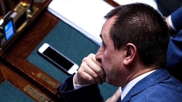 Rosato, ok L.bilancio è fine legislatura