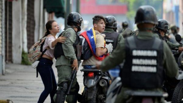 Venezuela: des experts de l'ONU dénoncent l'usage de tribunaux militaires